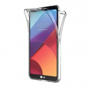 All cover silicone case LG K4 2017 transparent