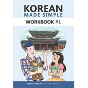 Korean Made Simple Workbook #1, Paperback/Billy Go