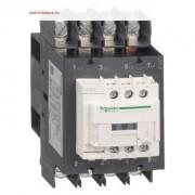 Schneider Electric, TeSys D Everlink, LC1DT80ACD, Mágneskapcsoló, 80A (400V, AC1), 4 pólus, 4 Záró főérintkező, 36V DC vezerlés, csavaros csatlakozás, TeSys D Everlink (Schneider LC1DT80ACD)
