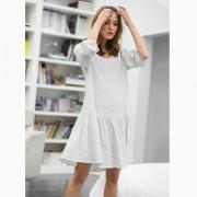 La Redoute Collections Kleid, bedruckt, knielang