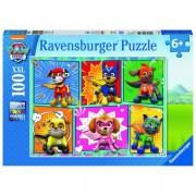 Puzzle Paw Patrol, 100 Piese