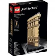 Lego architecture - grattacielo flatiron