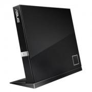 BluRay extern slim Asus SBW-06D2X-U, BDXL, USB 2.0, Retail