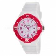 Reloj de cuarzo casio LRW-200H-4BVDF - blanco / rosa (sin caja)
