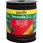 Patura tornado xl lint 40mm bruin, 200m rol