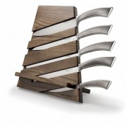 TRATTORIA Blok z 5 nożami Ergo (78-991FTA)