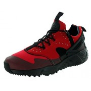 Nike Men's Air Huarache Utility Gym Red/Black Running Shoe 10 Men US