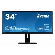 IIYAMA Monitor IIYAMA ProLite XUB3490WQSU-B1
