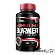 BioTech USA Super Fat Burner tabletta - 120db