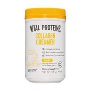 Vital Proteins crema de café de colágeno sin lácteos, azúcar bajo, en polvo