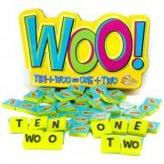 Joc educativ cu litere si numere Woo Fat Brain Toys