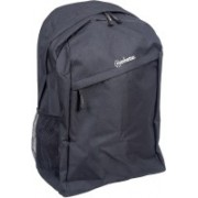 Manhattan 439831 Knappack Lightweight Backpack 21 L Laptop Backpack(Black)