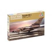Italeri ITA1384 1:72 Italeri Tornado GR.1 Gulf War 25th Anniversary [MODEL BUILDING KIT]