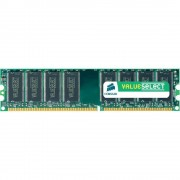 Memorie Corsair DDR2 Value Select 2GB 667MHz CL5