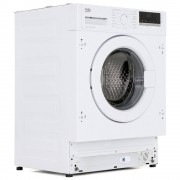 Beko WIC74545F2 Integrated Washing Machine - White