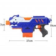 EH Programable Eléctrica Pistola De Balas De Pistola De Juguete Infantil Pistola Eléctrica Imitación Gun Lejano Alcance
