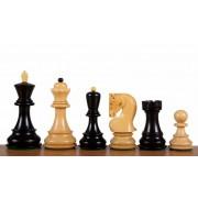 Piese de șah lemn ZAGREB (ebonised)