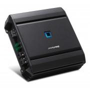 Amplificador Compacto Monoblock Alpine S-A60M Clase D 1100w