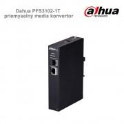 Dahua PFS3102-1T priemyselný media konvertor