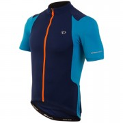 Pearl Izumi Select Pursuit Short Sleeve Jersey - Blue Depths/Bel Air Blue - S - Blue/Blue