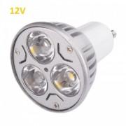 Bec Spot LED GU10 3x1W 12V