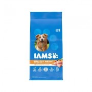 Iams ProActive Health Adult Optimal Weight Dry Dog Food, 7-lb bag