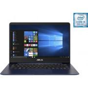 Asus Portátil ASUS ZenBook UX430UA-GV259T (Caja Abierta - 14'' - Intel Core i5-8250U - RAM: 8 GB - 256 GB SSD - Intel HD 620)