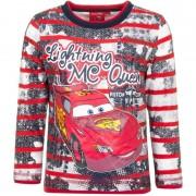 Disney Rood shirt met Mc Queen van Cars