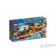 LEGO® City Unitatea de intervenție 4x4 60165