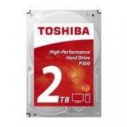 "Hard disk HDD 3.5"" SATA3 7200 2TB Toshiba P300, HDWD120UZSVA, 64MB"