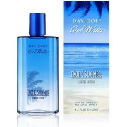 Davidoff cool water exotic summer eau de toilette 125 ml spray