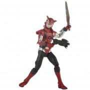Figura Hasbro Cybervillain Blaze 6 Pulgadas con Accesorios Power Rangers (F)