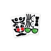 Melissa & Doug - Trunki Stickers - Fun Face