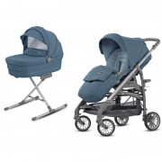 Inglesina kolica 2u1 Trilogy duo Artic blue slate