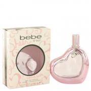 Bebe Sheer Eau De Parfum Spray By Bebe 3.4 oz Eau De Parfum Spray