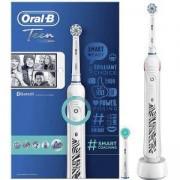 Електрическа четка за зъби Oral-B Teen, Bluetooth, 2 глави