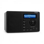 Auna IR-130 receptor radio internet radio por internet wifi con streamingnegro (KC1-IR-130)