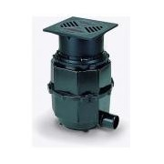 Sifon Kessel 851101A, Floor drain diametru 110 cl. A, PE