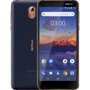 Nokia 3.1 Blauw