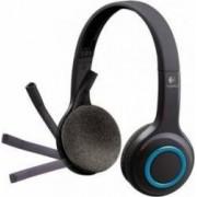 Casti audio Logitech H600 981-000342 Wireless Negru