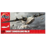 KIT CONSTRUCTIE AIRFIX AVION SHORT SUNDERLAND MK.III (6001)