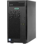 Hewlett Packard Enterprise servers Intel Xeon E3-1225 v5 (4 core, 3.3 GHz, 8MB, 80W), 4U, 1 Multi-output/ 4 PCIe 3.0, 1R x8 PC4-2133P-E-15, Black