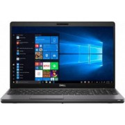 Laptop Dell Latitude 5501 Intel Core Coffee Lake (9th Gen) i7-9850H 512GB SSD 16GB Win10 Pro FullHD Tastatura iluminata Aluminum