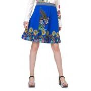 Desigual ženske suknje Henry XS plava