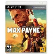 Max Payne PS3 - Unissex