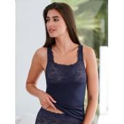 Nina v. C. Dames Hemd Van Nina v. C. blauw