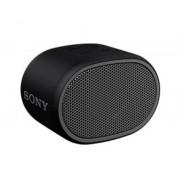 Sony Altavoz sony srsxb01b negro/ inalambrico/ extra bass/ resistente al agua