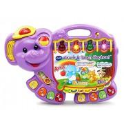 BAYSHORELLP Touch and Teach Elephant Amazon Exclusive, Purple