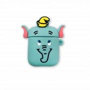 AirPods tok, rajzfilm figurás - Elefánt