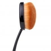 Perie make-up din par natural